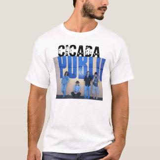 Camiseta Cigarra viva