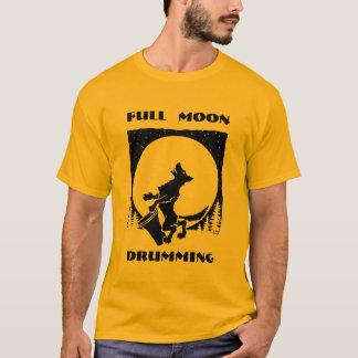 Camiseta Cilindro da Lua cheia