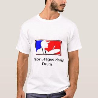 Camiseta Cilindro da mão da liga principal