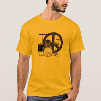 Camiseta Cilindros da paz