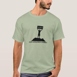 Camiseta Cimeira de San Gorgonio