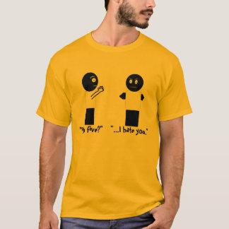 Camiseta Cinco altos?