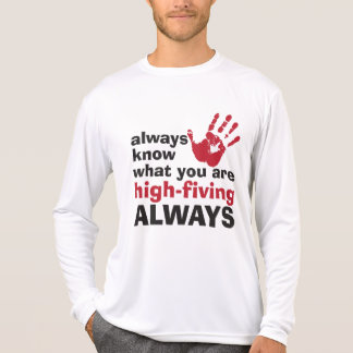 """Camiseta """"Cinco altos """""""