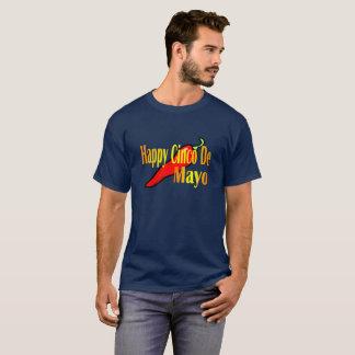 Camiseta Cinco feliz De Mayo