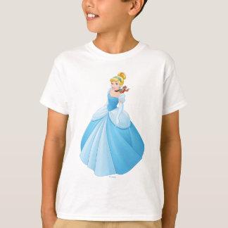 Camiseta Cinderella com GUS & Jaq