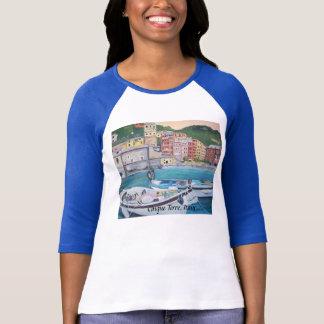 Camiseta Cinque Terre, t-shirt de Italia