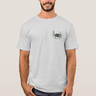 Camiseta Cinza Crab