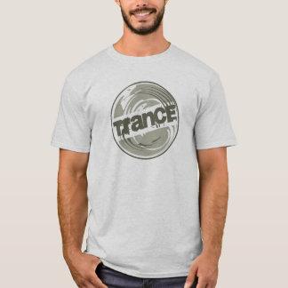 Camiseta Cinza da parada do Trance