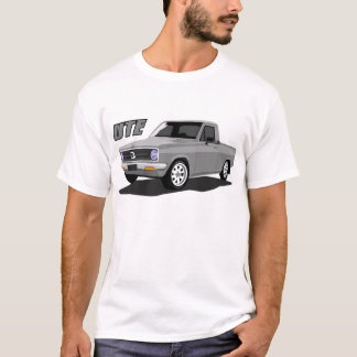 Camiseta Cinza do UTE de Datsun