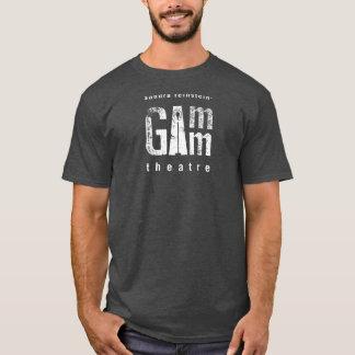 Camiseta Cinzas da urze do T dos homens do teatro de Gamm