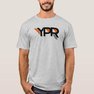 Camiseta Cinzas do estilo de vida de YPR