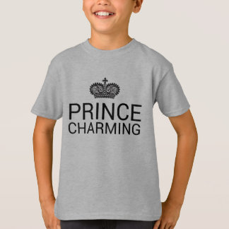 Camiseta Cinzas do príncipe encantamento