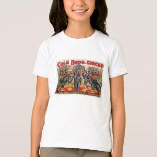 Camiseta Circo de Bros do Cole