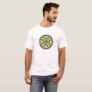 Camiseta círculo criativo