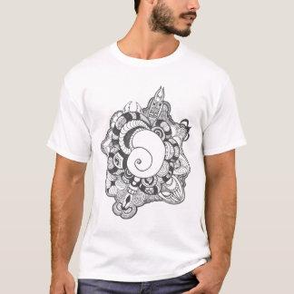 Camiseta círculo da colheita