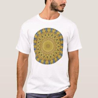 Camiseta Círculo da colheita de Van Gogh