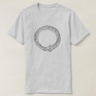 Camiseta Círculo eterno do dragão
