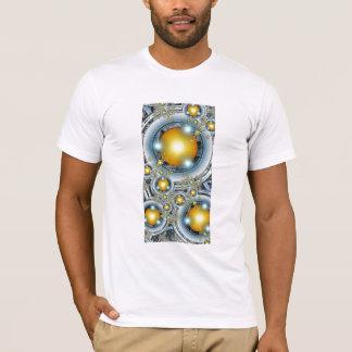 Camiseta Círculos britânicos desconhecidos da colheita
