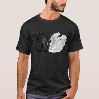 Camiseta cisnes