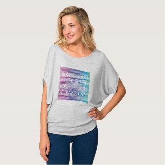 Camiseta Citação Motivação