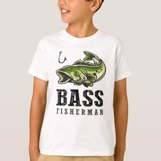 Camiseta Citações baixas engraçadas dos pescadores dos