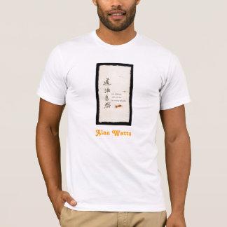Camiseta Citações de Alan Watts