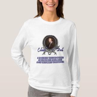 Camiseta Citações de Edmund Burke:  Liberdade entre o