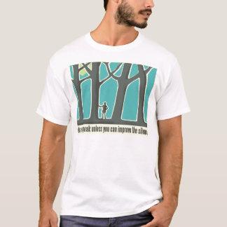Camiseta Citações de Envrionmental
