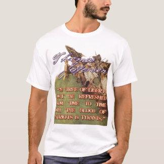Camiseta Citações de Thomas Jefferson: A árvore da