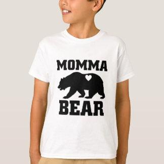 Camiseta Citações do presente do urso de Momma as melhores