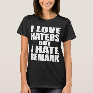 Camiseta Citações dos aborrecedores