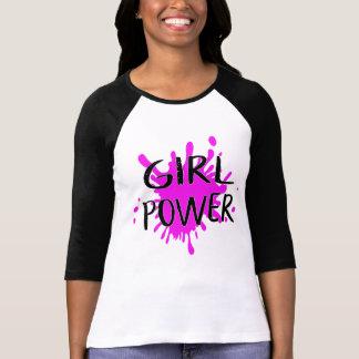 Camiseta Citações feministas da confiança da atitude do