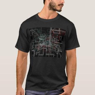 Camiseta Citações líquidas da neutralidade de Ted Stevens
