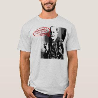 Camiseta Citações sigar de Sigmund Freud