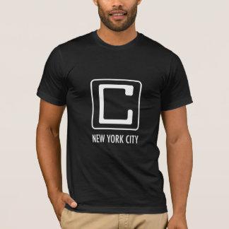 Camiseta CitySkip New York (escura)