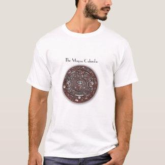 Camiseta civilização do maya