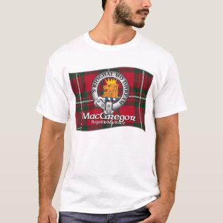 Camiseta Clã de MacGregor