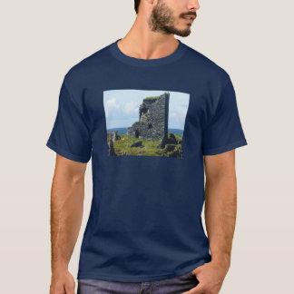 Camiseta Clã de O'Driscoll do castelo de Ireland da cortiça