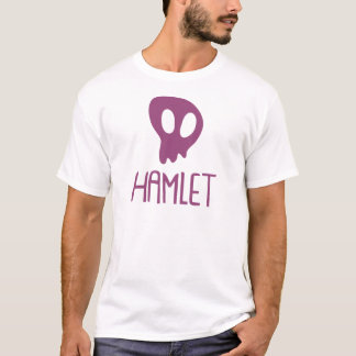 Camiseta Claire Nún ez Hamlet