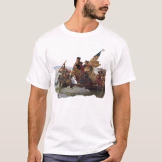 Camiseta Clarabelle que cruza o Delaware