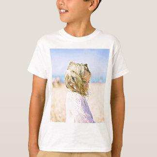 Camiseta Claridade na luz solar