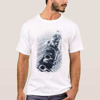 Camiseta Clarinete detalhado