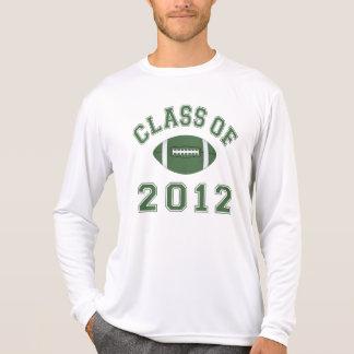 Camiseta Classe 2012 do futebol - verde 2