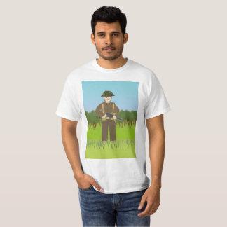 Camiseta Classe britânica do assalto 13#, dia D (segunda