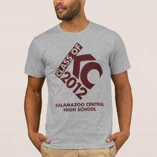 Camiseta Classe central de Kalamazoo de 2012