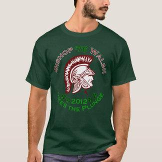 Camiseta Classe de BW do t-shirt 2012 do mergulho de 76