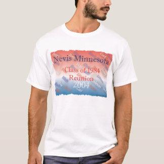 Camiseta Classe de Nevis da reunião de 1984