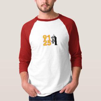 Camiseta Classe de Roughriders da reunião 91