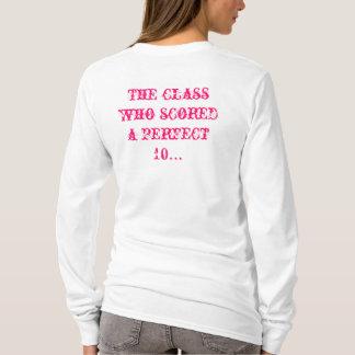 Camiseta Classe de X