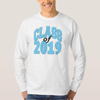 Camiseta Classe do azul 2019